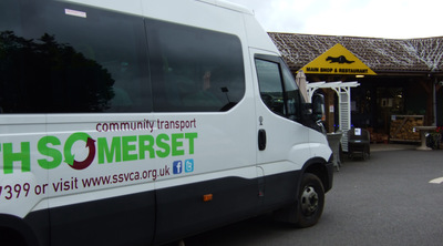Minibuses South Somerset